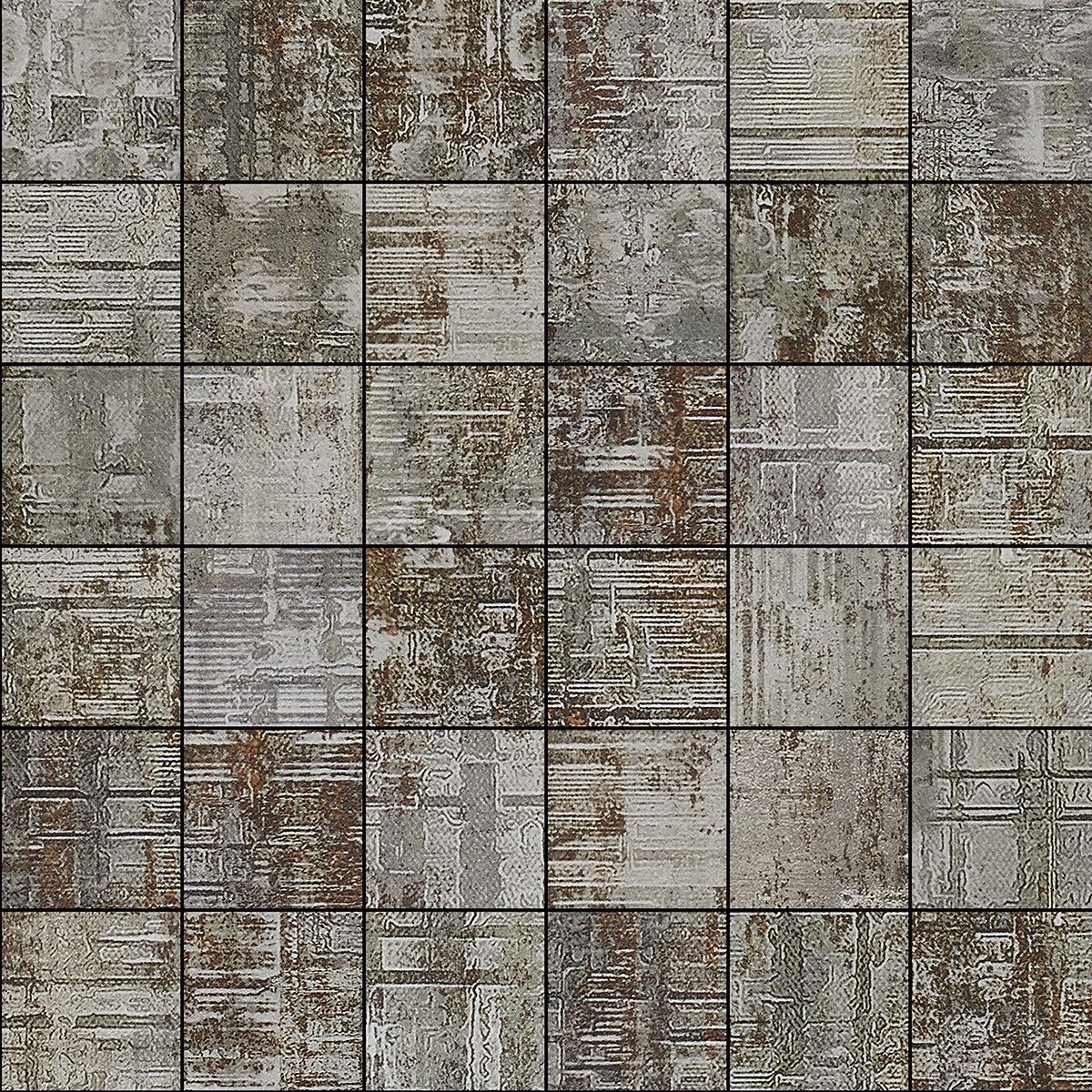 Hammerman Ash Mosaic 30 x 30