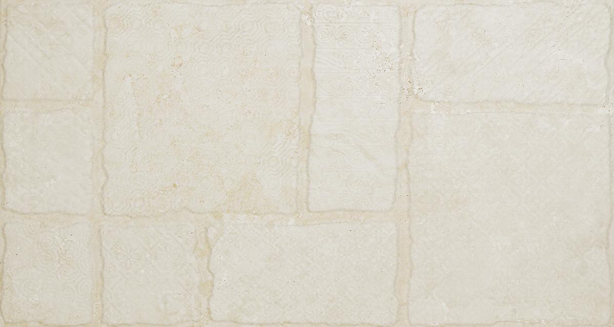 Heritage Ivory Relieve 31,6 x 59,2