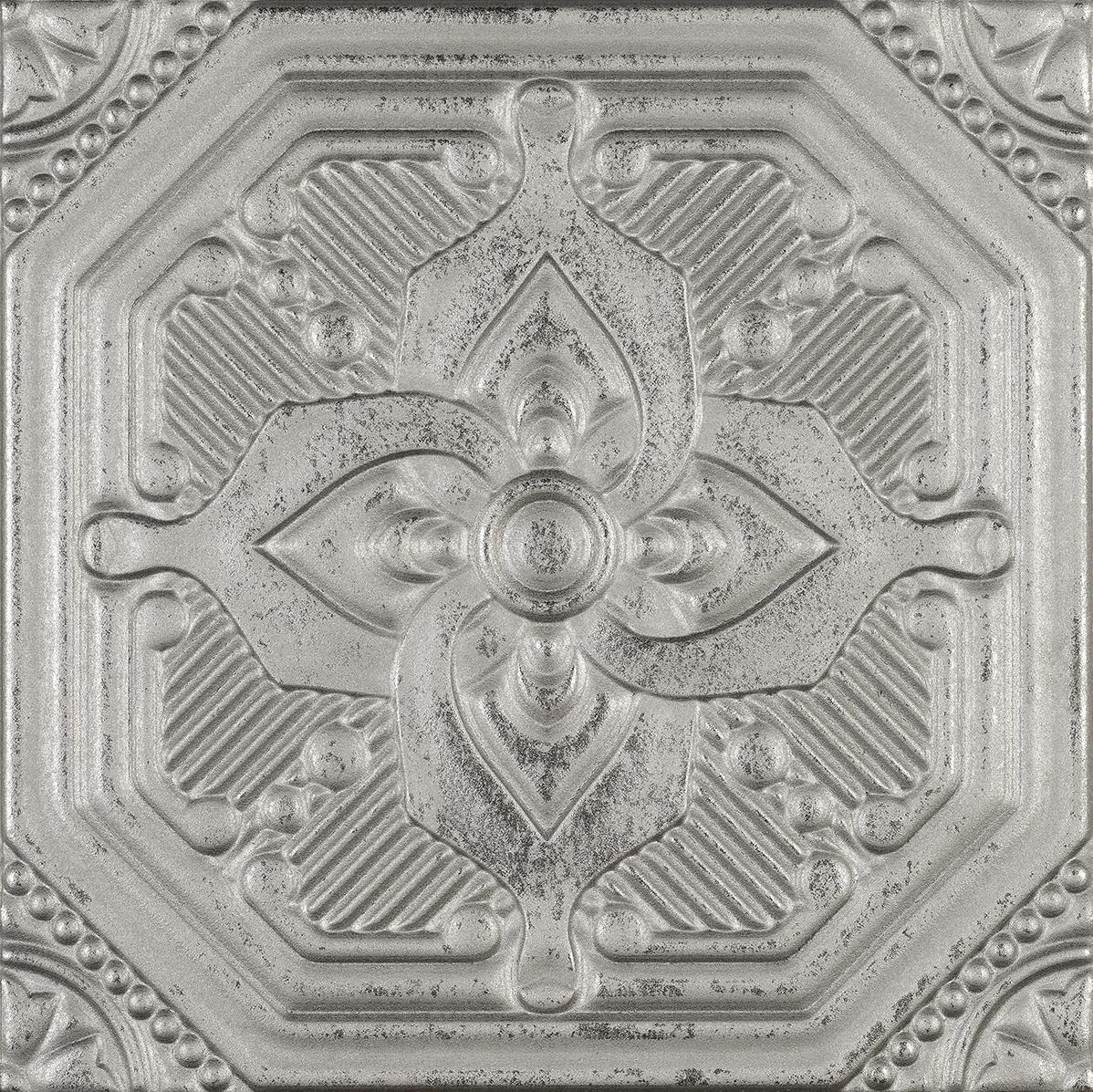 Jewel Silver Decorado 20 x 20