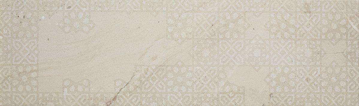 Lavinia Sand Ornato 29,75 x 99,55