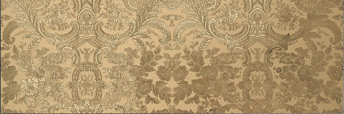 Decorado Ottocento Gold 31,6 x 95,3